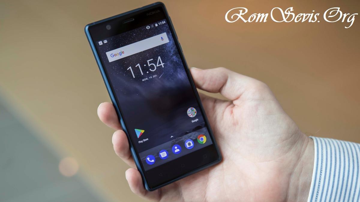 آموزش حذف FRP نوکیا Nokia 3 TA-1032 تا اندروید 9.0