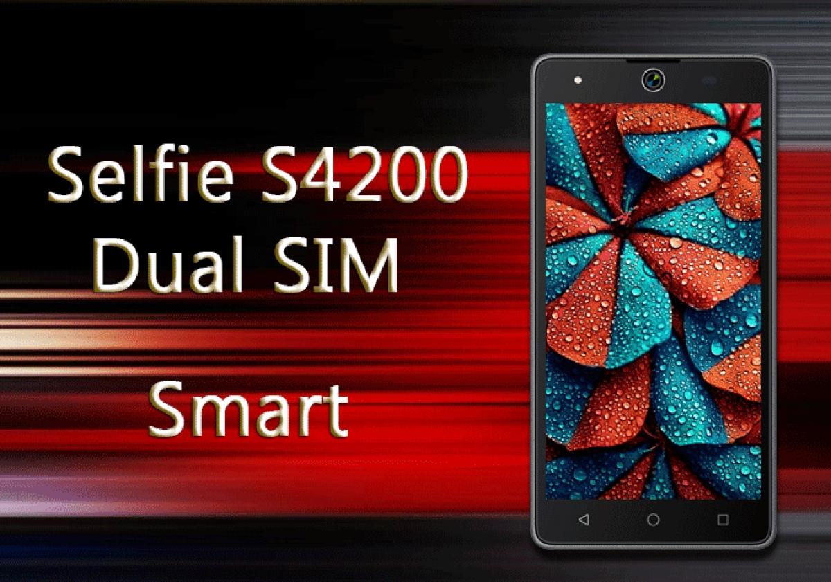 آموزش حذف FRP (گوگل اکانت) SMART Selfie S4200 اندروید 6.0