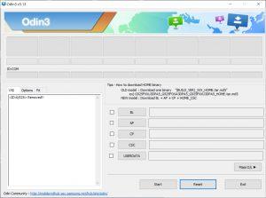 آموزش کامل نصب رام سامسونگ و دانلود آخرین نسخه Odin