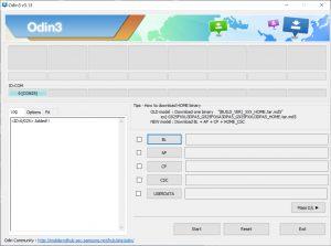 آموزش نصب رام سامسونگ با نرم افزار Odin