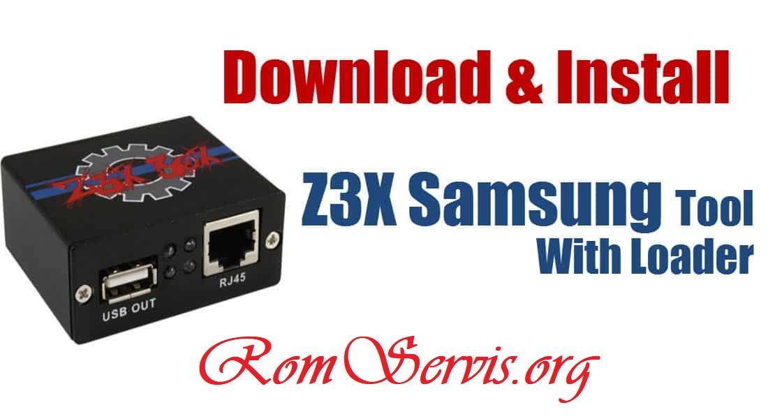 دانلود کرک باکس فعال Z3X v29.5 Samsung Tool Pro