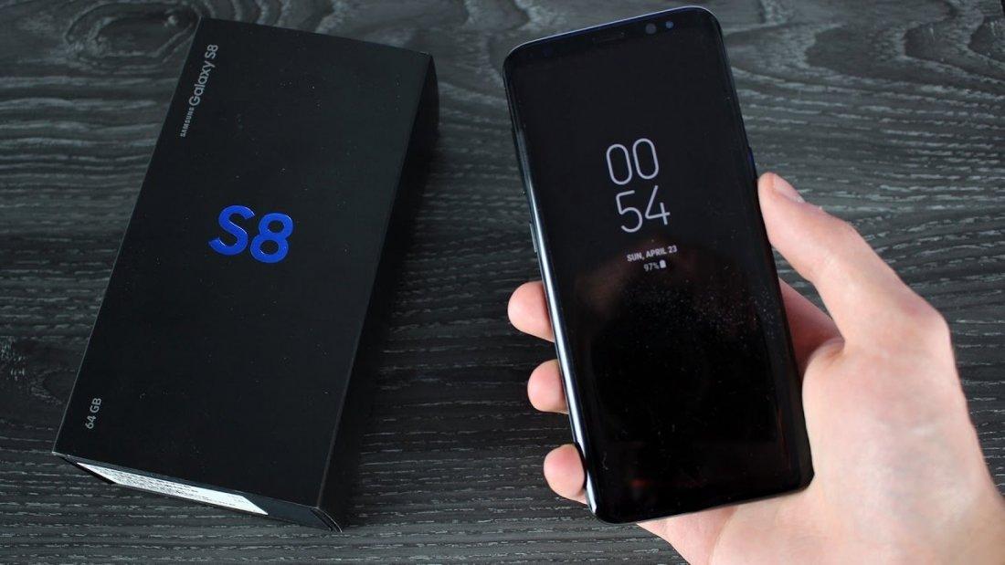 دانلود رام و آپدیت اندروید 9.0.0 سامسونگ S8 G950F-FD