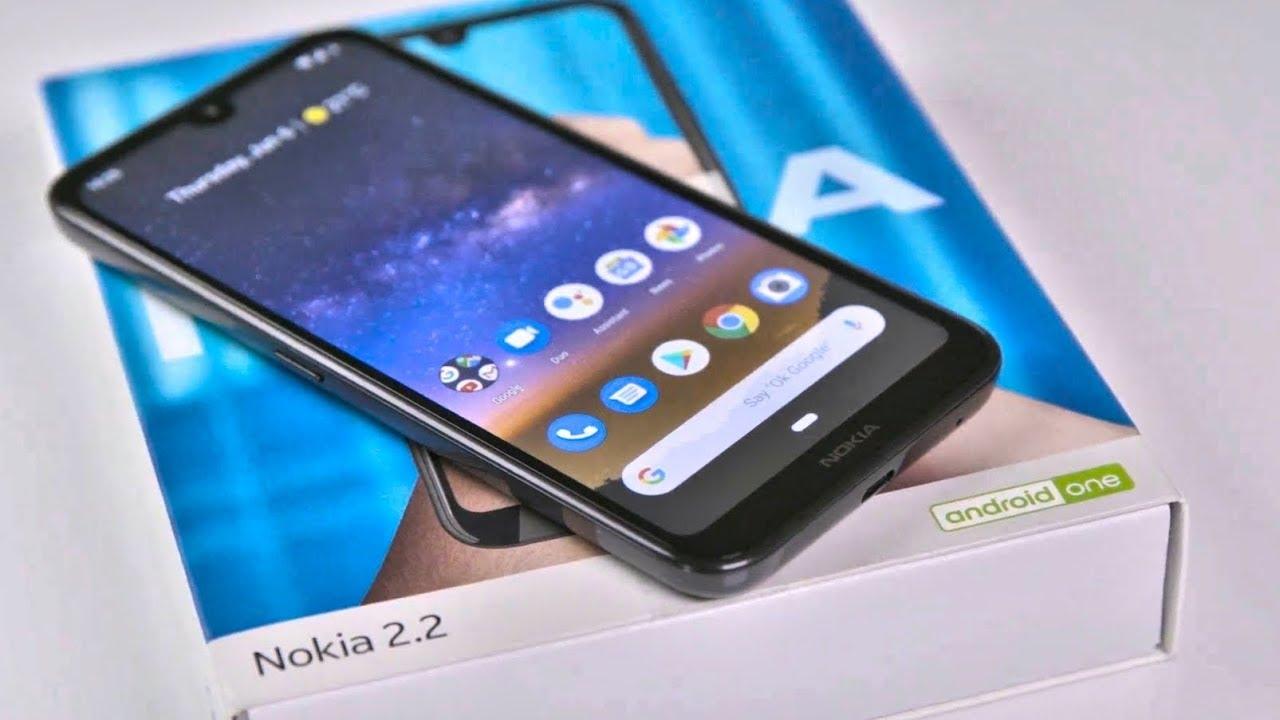 آموزش حذف FRP نوکیا Nokia 2.2 تا اندروید 10