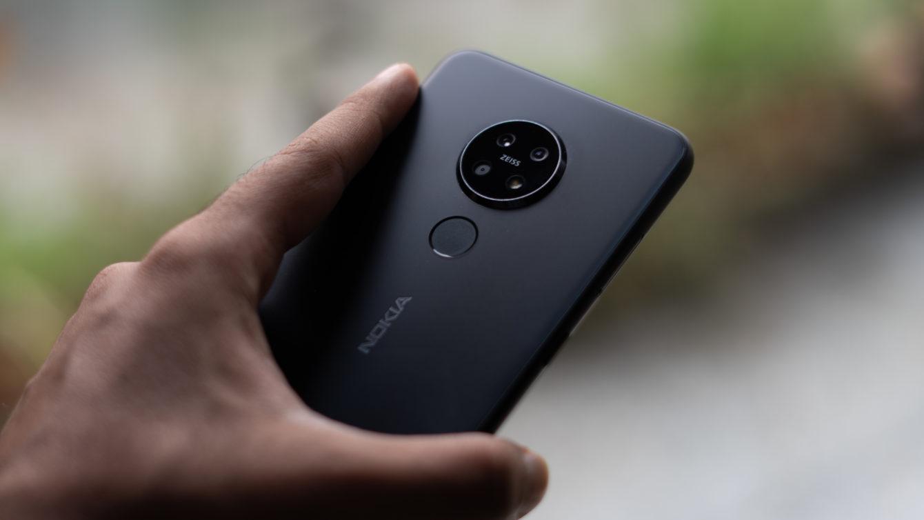 آموزش حذف FRP نوکیا Nokia 7.2 تا اندروید 10