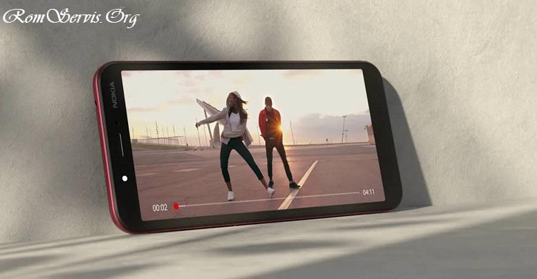 آموزش حذف FRP نوکیا Nokia C2 TA-1204 اندروید 9.0